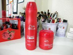 Pimenta de Açúcar : Açucarando: Wella Professionals Brilliance Shampoo...