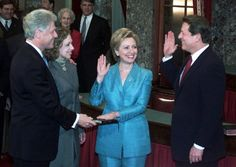 Bill Hillary Al Gore