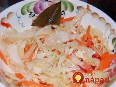 Mein Teller war in fünf Sekunden zerkleinert! - for dinner - Salat New Recipes, Cooking Recipes, Healthy Recipes, Breakfast Casserole With Biscuits, Appetizer Salads, Tasty, Yummy Food, Cabbage Recipes, Russian Recipes