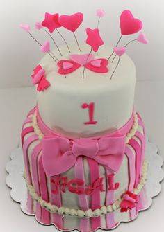 Heart Birthday Cake Designs Birthday Cake Ideas Pinterest