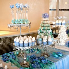 """Sale Price $78.99 QTY: Set of 3 Cake Stands Color: Silver Material: Metal with Mirror Top Large Cake Stand Height: 12"""" Large Cake Stand Diameter: 11"""" Medium Cake Stand Height: 10"""" Medium Cake Stand Diameter: 9"""" Small Cake Stand Height: 8"""" Small Cake Stand Diameter: 8"""" Inclusions: 3 Poles (2"""", 4"""", 6"""") 
