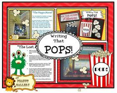 Wednesday Rewind: Writing That Pops!