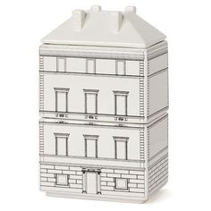 Seletti - Palace Table Architecture Palazzetto Container Set
