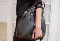 черна чанта Twin Set Симона Barbieri