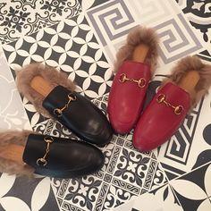#Gucci'nin fenomen kürklü terlikleri sezona damgasını vurdu! #gucciprincetown #guccifurslides https://www.mosmoda.com.tr/product/gucci-princetown- terlik-suv68096