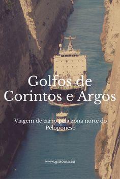 Viagem pelo Golfo de #Corintos e Golfo de #Argos