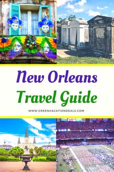 New Orleans Travel Guide Family Vacation Destinations, Vacation Deals, Travel Destinations, New Orleans Travel Guide, Haunted Tours, Travel Guides, Travel Advice, Travel Tips, Ghost Tour