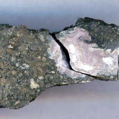 Pink Meteorite reveals rare unstable element