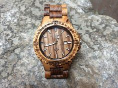 Wood Watch for Men's watch Wooden Watch Wrist by FsWoodWatches