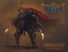 Awesome Torchlight 2 character concept by Haiasi for the concept art competition! Character Concept, Concept Art, Character Design, Character Reference, Torchlight 2, Hack And Slash, Epic Characters, Art Competitions
