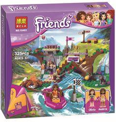 $24.99 (Buy here: https://alitems.com/g/1e8d114494ebda23ff8b16525dc3e8/?i=5&ulp=https%3A%2F%2Fwww.aliexpress.com%2Fitem%2F2016-New-Original-BELA-Girls-Friends-Rafting-Adventure-Camp-Building-Blocks-Sets-Minifigures-Bricks-Toys-Compatible%2F32684516182.html ) 2016 New Original BELA Girls Friends Rafting Adventure Camp Building Blocks Sets Minifigures Bricks Toys Compatible Legoe 41121 for just $24.99