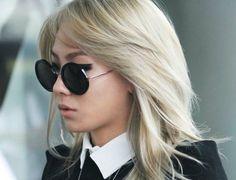 Lee ChaeRin (CL) - 2NE1  Fuck.