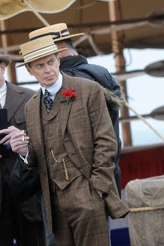 Steve Buscemi from Boardwalk Empire's Best Fashion - Esquire