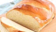 WHITE BREAD RECIPE - Butter with a Side of Bread Country French Bread Recipe, Easy White Bread Recipe, Homemade French Bread, Easy Bread, Homemade Breads, Artisan Bread Recipes, Sandwich Bread Recipes, Yeast Bread Recipes, Keto Bread