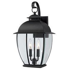Darby Home Co Phoenix 2 Light Outdoor Wall Lantern