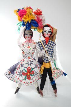 Portugal Dolls Algarve Yarn 23 cm - poppentopper.com