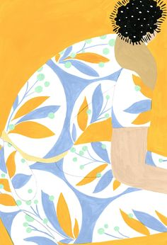 This Just In: Illustrator Isabelle Feliu