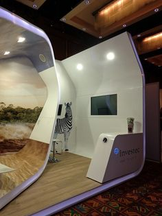 Investec Exhibition Stand at PSG 2013 by XZIBIT 4 | Flickr - Photo Sharing!