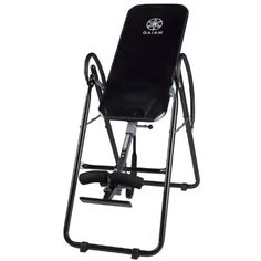 Gaiam Inversion Table Black *** More info could be found at the image url.