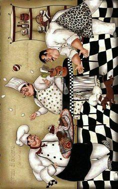 visita a www.isabeltarot.net #tarot#registrosakashicos #decoupage#decoupagem#lam... - #decoupagedecoupagemlam #tarotregistrosakashicos #visita #wwwisabeltarotnet Decoupage Vintage, Decoupage Paper, Vintage Diy, Vintage Labels, Vintage Paper, Vintage Images, Chef Kitchen Decor, Kitchen Art, Chef Pictures