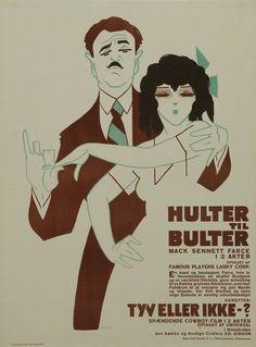Sven Brasch - Hulter til Bulter - DFI