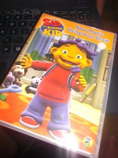 Sid The Science Kid DVD GIVEAWAY!! Ends 7/7