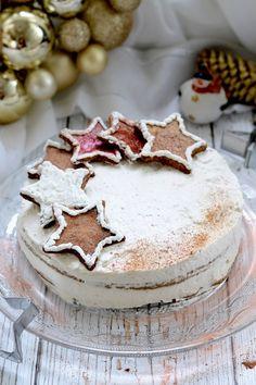 Vanilla Cake, Camembert Cheese, Advent, Christmas, Food, Xmas, Essen, Navidad, Meals