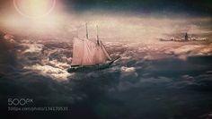 Voyager of dreams by digitalsummitstudio. @go4fotos