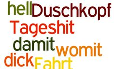 Seven German words that sound bad, but aren't