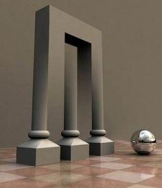 2 oder 3 Säulen?