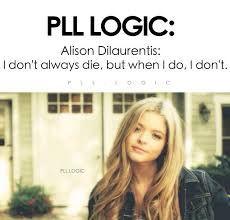 "Who Said It: The ""Pretty Little Liars"" Edition Alison Pretty Little Liars, Watch Pretty Little Liars, Pll Actors, Pll Logic, Pll Memes, Pll Quotes, Sasha Pieterse, Tyler Blackburn, Best Series"