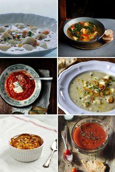 Edible Gems - Soup Edition