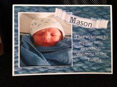 New Grandson