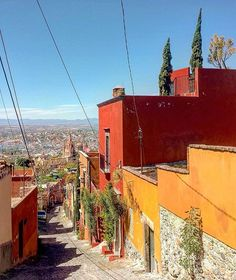 Ese Camino #sanmigueldeallende #guanajuato #mexico #latin #america #road #roadtrip #travel #travelgram #traveling #trip #instatravel #instamex #visitmexico #tour #house #street #top #vista #view #color #sunny #beautiful #day by vyrgyle. traveling #sunny #trip #guanajuato #house #day #color #tour #america #instamex #roadtrip #beautiful #mexico #view #road #travelgram #travel #latin #sanmigueldeallende #instatravel #vista #visitmexico #top #street
