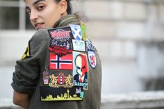 Patches on People