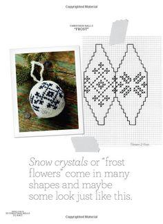 55 Christmas Balls to Knit: Colourful Festive Ornaments Knitted Christmas Decorations, Knit Christmas Ornaments, Christmas Knitting, Christmas Stockings, Christmas Crafts, Crochet Motifs, Christmas Makes, Knitting Charts, Yarn Crafts