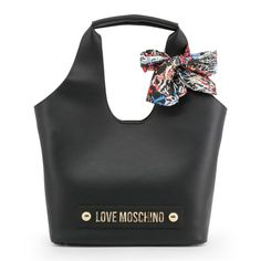 Astonishingly gorgeous and exquisite, Authentic, brand new Love Moschino Women Black Shoulder bags. All Love Moschino Men's Belts are - off. Black Shoulder Bag, Shoulder Strap, Shoulder Bags, Moschino Bag, Hobo Style, Black Tote, Luxury Bags, Women's Accessories, Purses