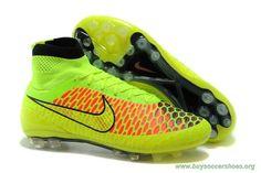Buy VOLT ACC Nike Magista Obra AG Cheap Soccer Cleats 25e06ba647a7