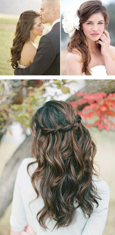 Ruby & the Swallow Design Collective: Wedding Hair Trends