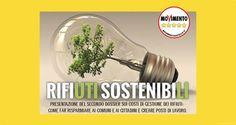 FragoleMature.it: RIFIUTI SOSTENIBILI incontro (M5S) Dossier sui cos...