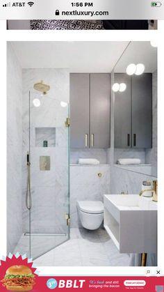 Wet Room Bathroom, Small Bathroom Sinks, Tiny Bathrooms, Modern Bathroom, Bathroom Ideas, Bath Room, Shower Ideas, Master Bathroom, Shiplap Bathroom
