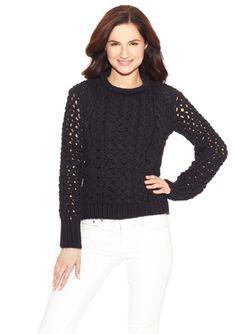 ADAM Long Sleeve Crewneck Sweater