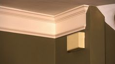 Photos: DIY Faux Crown Molding | Knock It Off! | The Live Well Network