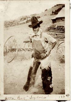 Western Farmer authorBryanBlake.blogspot.com