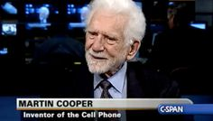 Who Invented The Cell Phone -  	  	 		 			 									 				 							 			 						 																																																																					Martin cooper - inventor   cellphone, Dr martin cooper, a former general manager for the systems division at motorola, is considered the inventor of the first portable handset and