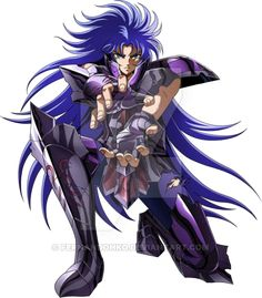 Gemini Saga (Spectrum) - Saint Seiya (Render) by FernanDohko on DeviantArt Hades Underworld, Anime Guys, Manga Anime, Manga Drawing, Knight, Saints, Nerd, Deviantart, Cartoon