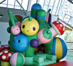 Think, Play and Create at The New Children's Museum in San Diego - Traveling Mom Children's Museum, Playground Design, San Diego, Traveling, Mom, Create, Tips, Character, Viajes