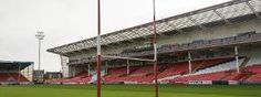 Twelve match venues have been confirmed to host Rugby World Cup 2019 matches. Gloucester Street, Rugby World Cup, Street Art, Shed, Outdoor Decor, Google Search, Barns, Sheds
