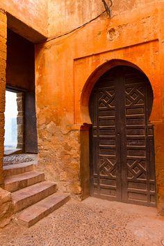 Kasbah des Oudaias, Rabat, Maroc / Udayas Kasbah, Rabat, Morocco