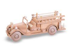 PATTERNS & KITS :: Trucks :: 59 - 1933 Seagrave Fire Truck -